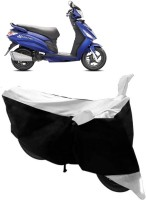 Yuneik Two Wheeler Cover for Hero(Maestro Edge, White)