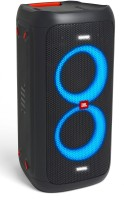 JBL Party Box 100 Portable 160 W Bluetooth Party Speaker(Black, Stereo Channel)