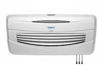 Symphony 15 L Room/Personal Air Cooler(White, T Wall Mounted Cooler with Automatic Magic Fill)
