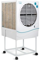 Symphony 70 L Desert Air Cooler(White, Jumbo with_Trolley)