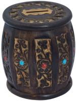 Unique Wooden Handi
