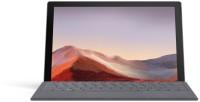Microsoft Surface Pro 7 Core i3 10th Gen - (4 GB/128 GB SSD/Windows 10 Home) M1866 2 in 1 Laptop(12.3 inch, Platinum, 775 g)