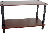 limraz furniture Engineered Wood Coffee Table(Finish Color - Brown)