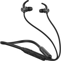 Ant Audio Wave Sports 525 Bluetooth Headset(Black, In the Ear)