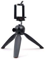 Ispite YT-228/360 Degree Tripod, Monopod, Tripod Ball Head(Black, Supports Up to 500 g)