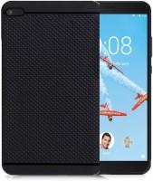 TGK Dotted Design Matte Finished Soft Back Case Cover for Lenovo Tab 7