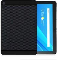 TGK Dotted Design Matte Finished Soft Back Case Cover for Lenovo Tab 4 10 TB-X304L / TB-X304F / TB-X304N 10.1 inch