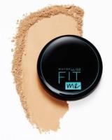 Maybelline New York FitMe Matte Poreless Compact Powder (Light Beige-118)