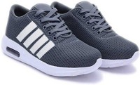 World Wear Footwear Men 9064 Grey Latest Collection Stylish Sports Shoes Running Shoes Trekking Shoes