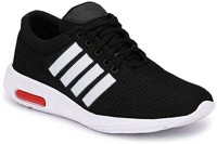 World Wear Footwear Men 9063 Black Latest Collection Stylish Sports Shoes Running Shoes Trekking Shoes