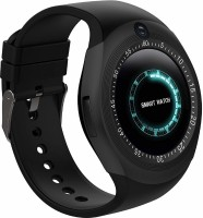 KEMIPRO smartwatch with calling and camera Black Smartwatch(Black Strap, Free Size)