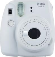 FUJIFILM Instax Camera Mini 9 Instant Camera(White)