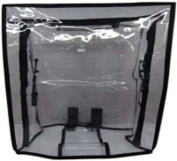 dafter HL 26 Transparent Suitcase Trolley Luggage Bag Cover Waterproof Dustproof Luggage Cover(26