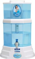 KENT Gold 20 Litre Water Purifier 20 L Gravity Based + UF Water Purifier(White & Blue)