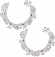 RN PAYAL Copper Anklet(Pack of 2)