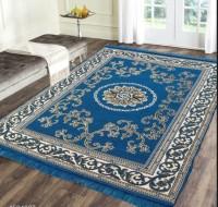 JMT Multicolor Cotton Carpet(132 cm  X 183 cm)