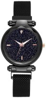 Nester Magnet watch Black Girls and Women Analog Watch  - For Women