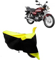 Everland Two Wheeler Cover for Hero(HF Dawn, Yellow)