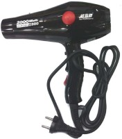 Kashuj Hair Dryers with 2 Switch speed setting Hair Dryer ks-514 Hair Dryer(2000 W, Black)