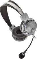 ZEBRONICS ZEB-SUPREME Wired Headset(Black, On the Ear)