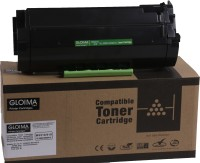 gloima GL-MS410/510/610 Extra High Volume The only Genuine Compatible Laser Printer Cartridge for LEXMARK MS410/MS510/MS610/MS415 Black Ink Toner
