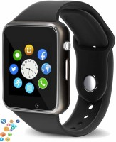 keeva SMARTWATCH WITH CAMERA AND SIM SUPPORT Smartwatch(Black Strap, Free Size)