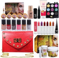 Skin Diva Gold Facial kit, Bleach, Face Wash With Beauty Product Set of 20 GCI818