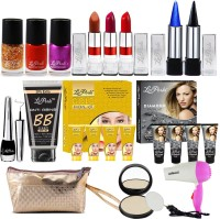 LaParla Diamond, Gold Facial Kit With Beauty Product Set of 15 GCI817