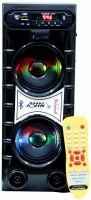 Barry John Mini Bahubali 50 W Bluetooth Tower Speaker(Black, Stereo Channel)