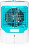 AKSHAT 30 L Room/Personal Air Cooler(Blue, White, 30 litre Tower Air Cooler- Enjoy Fresh Coolness)