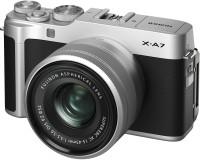 FUJIFILM X Series X-A7 Mirrorless Camera Body With 15-45 mm Lens(Silver)
