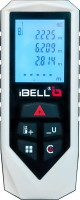 iBELL DM60-01, 60M, Backlit LCD Display Non-magnetic Engineer's Precision Level(10 cm)