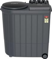 Whirlpool 9 kg 5 Star, Hard Water wash Semi Automatic Top Load Grey(Ace XL 9 GRAPHITE GREY(5YR)-E)