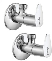 Prestige Angel Cock (Set of 2) Valve Jazz Chrome Plated Angle Cock Faucet(Wall Mount Installation Type)