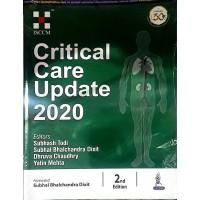 Critical Care Update 2020(English, Paperback, Todi Subhash)