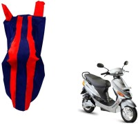 WolkomHome Two Wheeler Cover for Hero(Electric, Red, Blue)