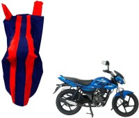 WolkomHome Two Wheeler Cover for Bajaj(XCD 125cc, Red, Blue)