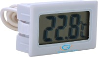 Thermocare Freeze Thermometer FTD Digital Freezer Thermometer(White)