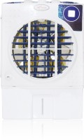 AKSHAT 30 L Room/Personal Air Cooler(White, Blue, Room/Personal Air Cooler - Easy Way to Cool Air)