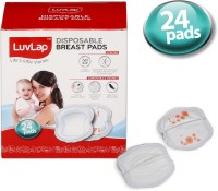 LuvLap Breast Pads - 24's Pack(24 Pieces)
