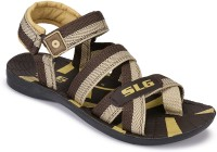World Wear Footwear-(9111) Exclusive Range of Stylish Fancy Sandal Wear For Men(Brown)
