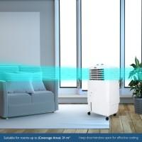 Symphony 17 L Room/Personal Air Cooler(White, Ninja)