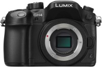 Panasonic Lumix DMC-GH4 Mirrorless Camera Body Only(Black)