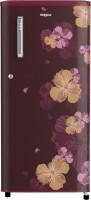 Whirlpool 190 L Direct Cool Single Door 3 Star (2020) Refrigerator(Wine Azalea, WDE 205 CLS PLUS 3S WINE AZALEA)