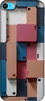 Casotec Mobile Covers 3D Back Case Cover for Apple iPod Touch 6th Gen