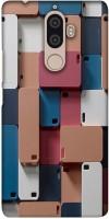 Casotec Mobile Covers 3D Back Case Cover for Lenovo K8 Note
