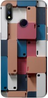 Casotec Mobile Covers 3D Back Case Cover for Realmi 3 Pro