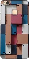 Casotec Mobile Covers 3D Back Case Cover for Huawei P9 Lite