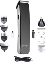 HTC AT-1201 Grooming Kit Runtime: 45 min Trimmer for Men (Black)