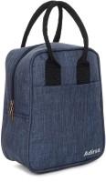 ADIRSA office men and women Waterproof Lunch Bag(Blue, 3 L)